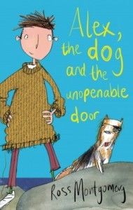 Interview With :    Ross Montgomery, Author of Alex, the Dog and the Unopenable Door