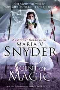 Scent of Magic cover