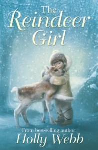 The Reindeer Girl cover