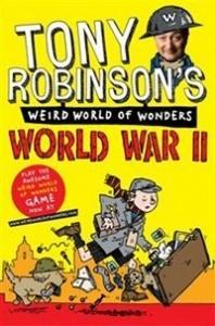 Tony Robinson WW2 cover