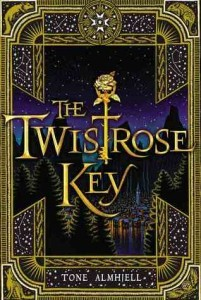 Twistrose Key cover