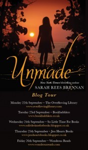 Unmade Blog Tour new