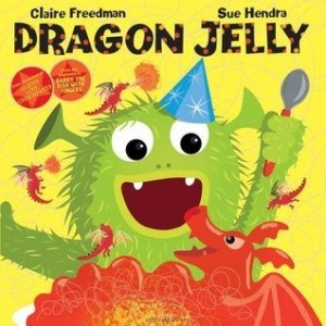 Dragon Jelly cover