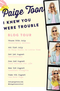 TROUBLE BLOG BANNER